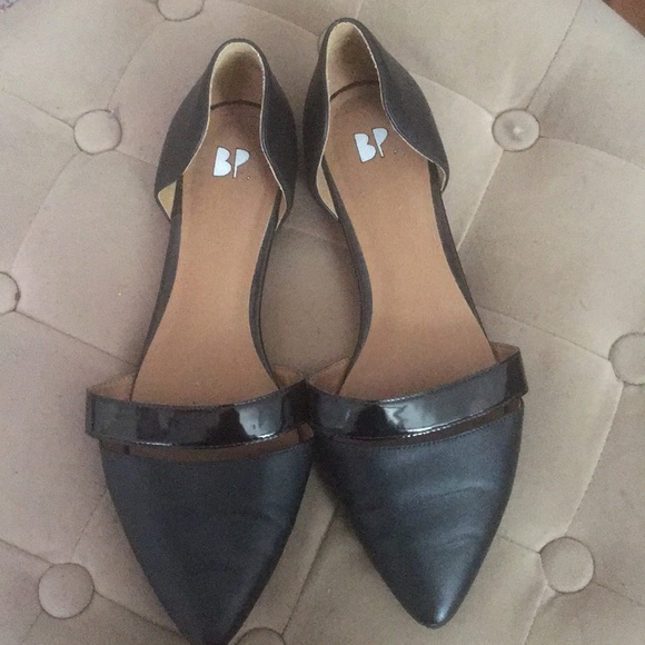 53810ab3f84d5 Nordstrom Brand BP women's pointy flats